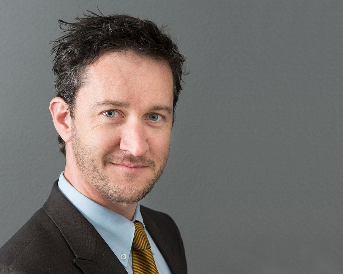 Dr. Patrick Huntjens